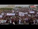 فعاليات ومناسبات » وقائع مسيرة شعبية حاشدة في الحديدة رفضاً للغزو والاحتلال وإدانة للتواطؤ الأممي 22-06-2018