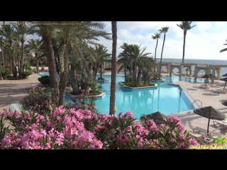 Отдых в тунисе отель zita beach 4 на острове джерба вместе с атлантик тв сити