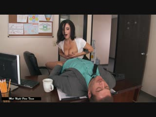 Noelle Easton  Big Tits, Work Fantasies, Natural Tits, Business Woman, Blowjob, Tittyfuck, POV