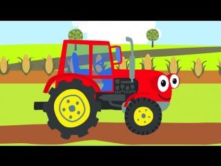 КотеТВ    Эпизод 2 - Трактор