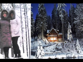 Зима-холода  Татьяна