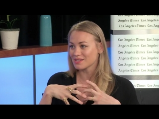 Yvonne Strahovski sees the cracks starting to form for Serena in The Handmaids Tale