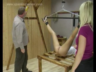 spankingserver 2012-1008(1-7) (bdsm,бдсм, подчинение, порка по разным частям, бондаж)