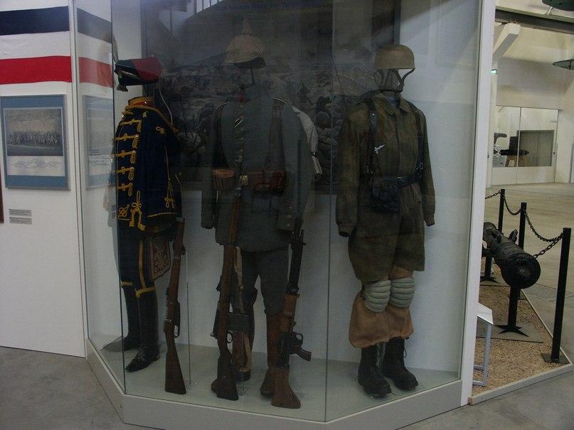 Военно-исторический музей вооружённых сил Германии, изображение №21