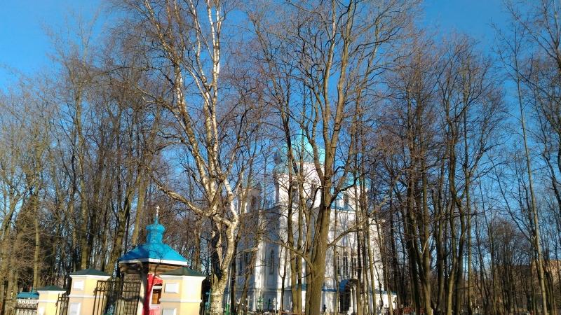 делегация от Карьялы отметилась на звоннице Крестовоздвиженской церкви 4