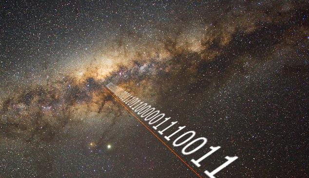 Есть кто живой? Кто-нибудь? Источник: UCLA SETI Group/Yuri Beletsky, Carnegie Las Campanas Observatory (Обсерватория Карнеги)