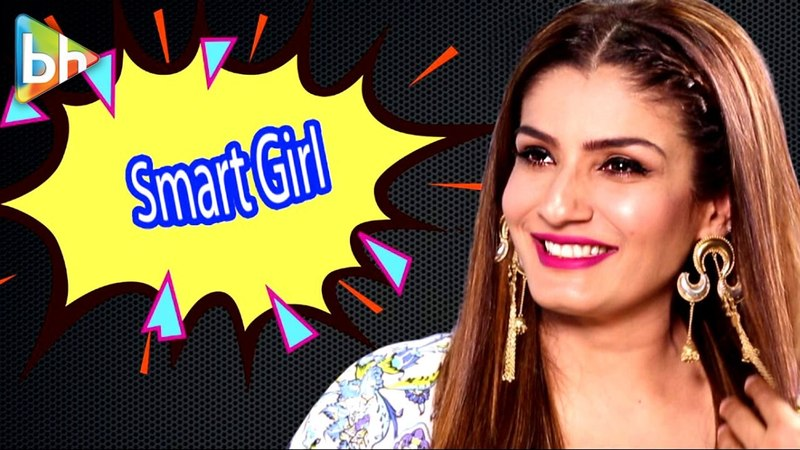 We played the toughest quiz with Raveena Tandon on Andaz Apna Apna this is how she fared