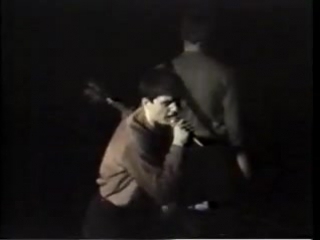JOY DIVISION / HERE ARE THE YOUNG MEN / LIVE 1979