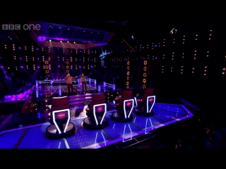 The Voice UK 2013 _ Ash Morgan Vs Adam Barron - Battle Rounds