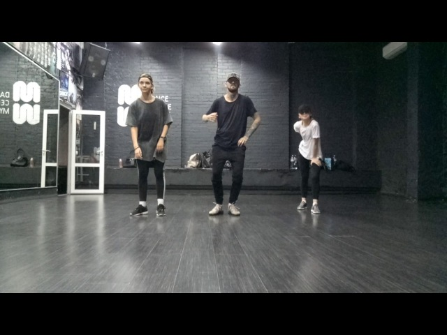 Choreography by Maxim Kovtun J T Futuresex Lovesound sel