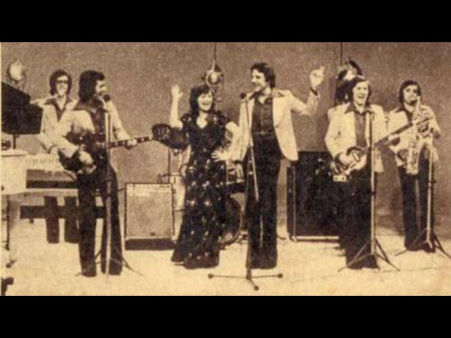Алла Пугачева и ВИА Веселые ребята Вишня 1975 год