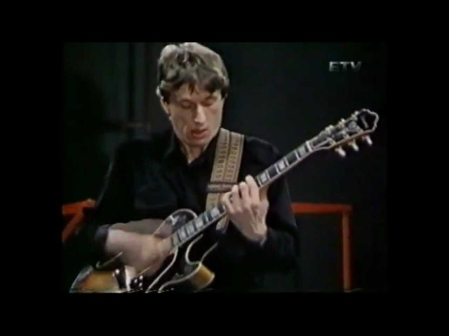 Tiit Paulus Helmut Aniko ja Toivo Unt ETV 1986