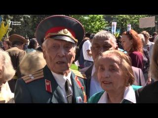 Алматыдағы Жеңіс күні