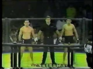 Ralph 'The Pitbull' Gracie vs Ali Mihoubi   EXTREME FIGHTING 3
