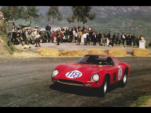 Ferrari 250 GTO and Jean Guichet