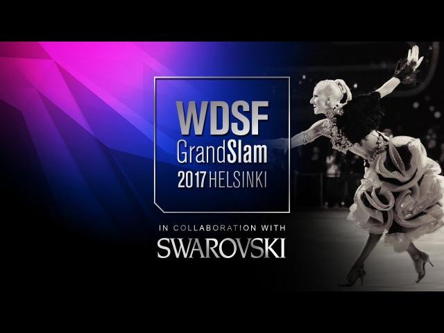 Mikadze - Novikova, RUS | 2017 GS LAT Helsinki | R1 S | DanceSport Total
