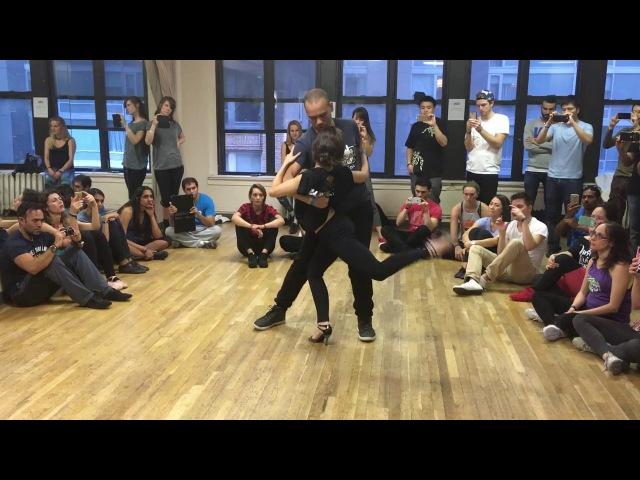 See you again Leonardo Bilia and Catherine NYC Zouk Festival 2016
