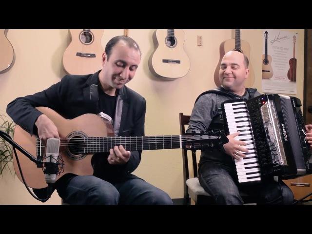Gypsy Vengerka by Duet Vadim Kolpakov Sergiu Popa