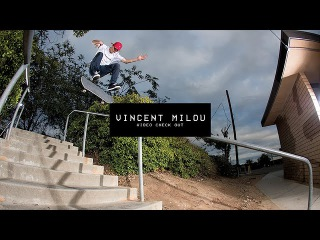 Video Check Out: Vincent Milou | TransWorld SKATEboarding