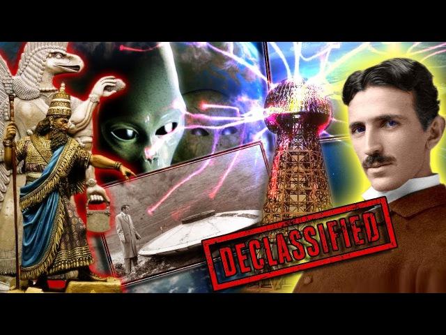 Альцион Плеяды 63Рассекречивание НЛО и Пришельцы, Сатанизм-Ватикан, Люди в Чёрном,Тесла