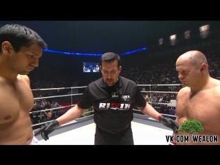 Bellator NYC: Возвращение Федора Русская озвучка от My Life is MMA