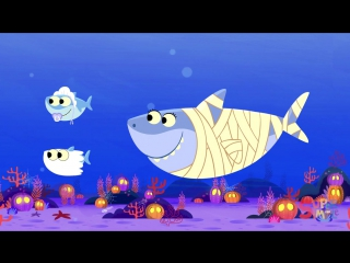 Baby Shark Halloween  Kids Songs  Super Simple Songs