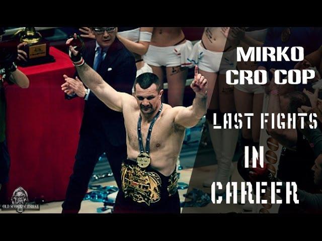 Mirko Cro Cop - last fights in career 1080p / Rizin documentary / КроКоп последний бой