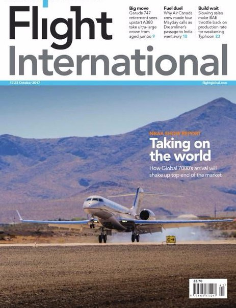 Flight International  17 23 October 2017