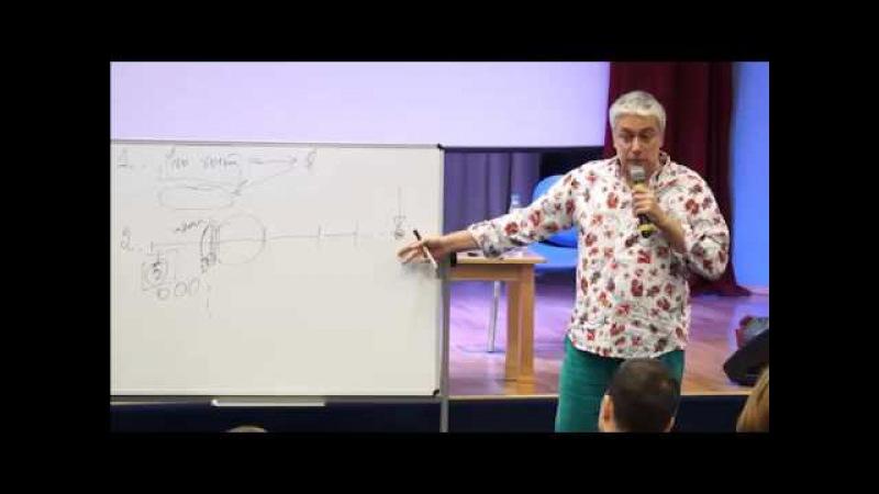 Лекция Аркадия Морейниса Бизнес для школьников. Как не стать офисным планктоном.