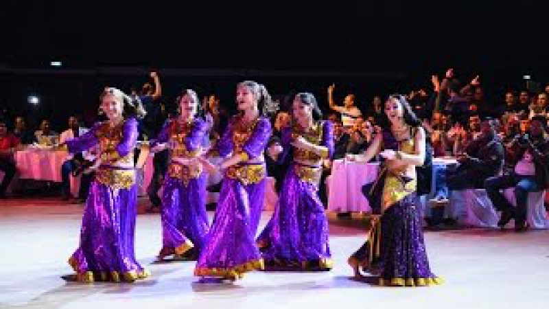Kajra Re | Indian Dance Group Mayuri | Petrozavodsk | Russia