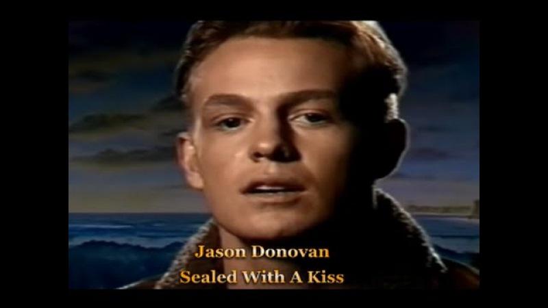 АНГЛИЙСКИЙ ЯЗЫК ПО ПЕСНЯМ Jason Donovan SEALED WITH A KISS с субтитрами