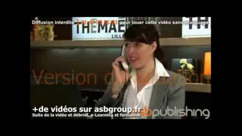 Service client Accueil téléphonique proactivité les bonnes pratiques