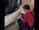 Вы хотели знать, что делают с вашим автомобилем, чтобы установить на него парктроники