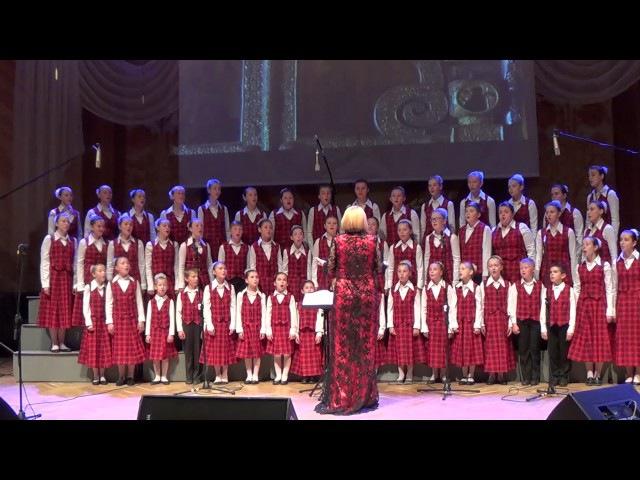 О. Тарасенко Служба Божа для дитячого хору Дитячо-молодіжний хор м. Вінниці