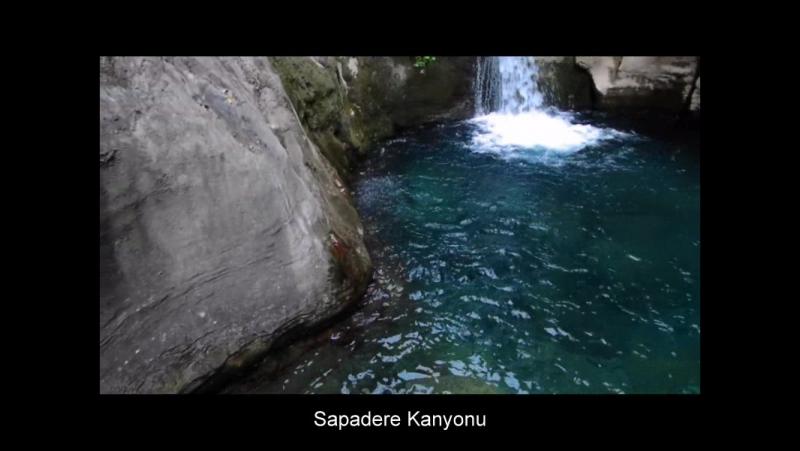 Cüceler Mağarası ve Sapadere Kanyonu Alanya