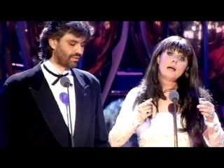 Шедевры классики. Sarah Brightman  Andrea Bocelli