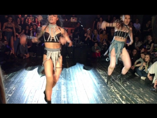 Lua soldiers Dancehall show. DHI 2017