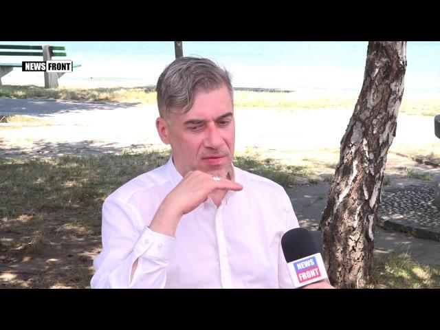 Кризис либерализма очевиден на смену придет четвертая политическая теория Алексей Беляев Гинтовт