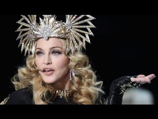 Madonna - Super Bowl XLVI Medley 2012 (HD)