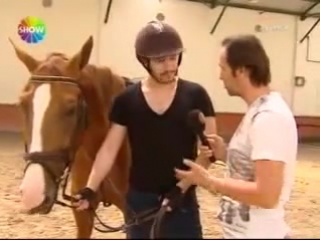 Furkan Palal At Binerken Show Tv roprtaj 2012