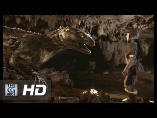 Award Winning CGI VFX Short Film Dragons Scale - by Media Design School