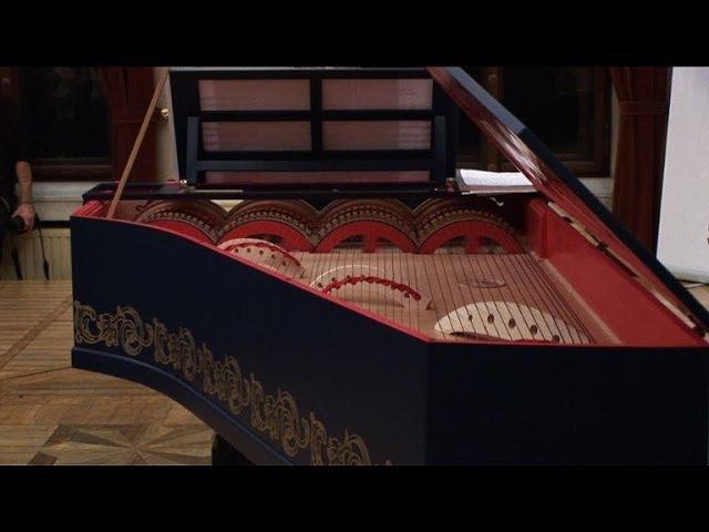 La viola organista de Léonard de Vinci le son du génie