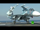 اللقطات الأولى للعملية العسكرية الروسية 160