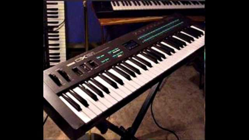 Yamaha DX 21 Demo Retrosounds