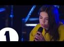 Dua Lipa covers Arctic Monkeys Do I Wanna Know? in the Live Lounge