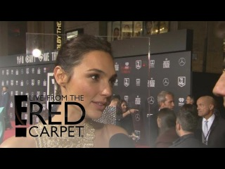 Gal Gadot Reveals Her Typical Sunday Morning Routine   E! Red Carpet & Award Shows