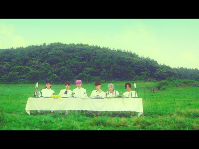 【MV】B.A.P「HONEYMOON」(JAPAN 8TH SINGLE / 2017.9.20)