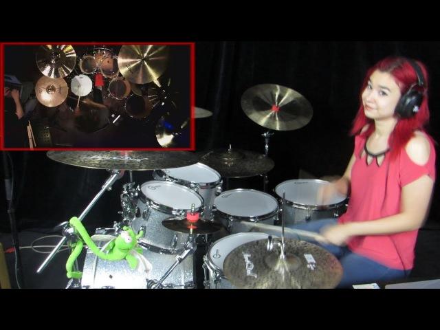 Thomas Pridgen Meytal s Hypnotized Drum Cover by Devikah