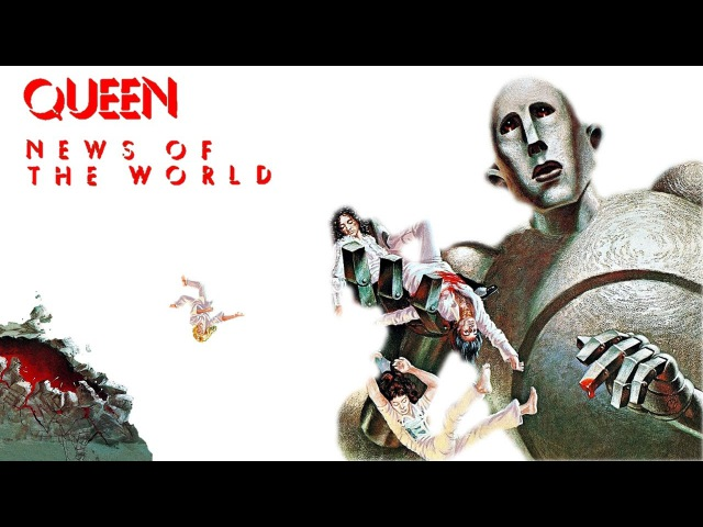 Queen - Fight From The Inside - [Different Versions]   1080pᴴᴰ   Widescreen
