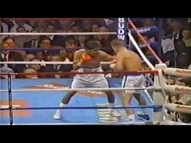 Arturo Gatti vs Gabriel Ruelas TKO 5 1997 год